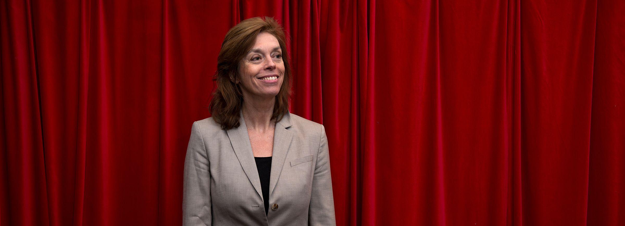 Carolyn van de Wijngaert